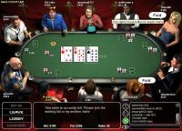 Poker Room Screen Shot